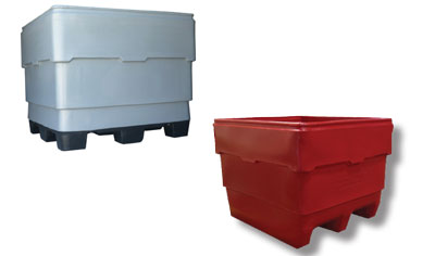 Thermodynamics Single Wall Bins