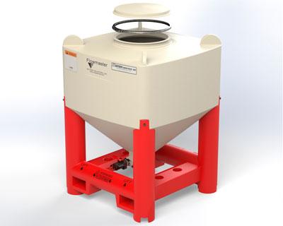 Viscous Liquid Amp Sanitary Viscous Flowmaster Hoppers