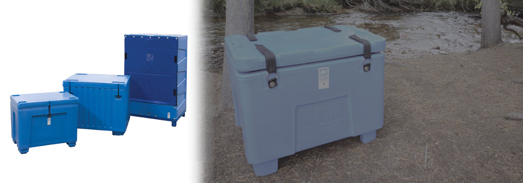 Polar Insulated Containers