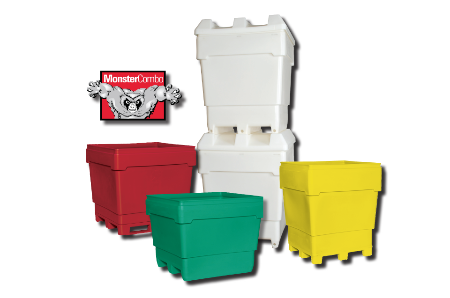 MonsterCombo® Single Wall Bins