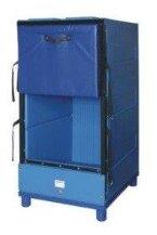 Polar PB55 Upright Distribution Container Half