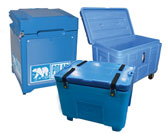 Polar Insulated Container Chests