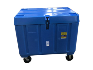 11 Cu Ft Polar Insulated PB11DXX Container