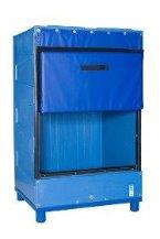 Polar PB57 Upright Distribution Container Half